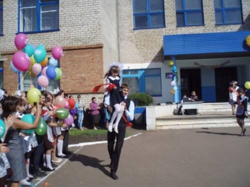 Линейка Открытия Школьных Предметных Олимпиад
